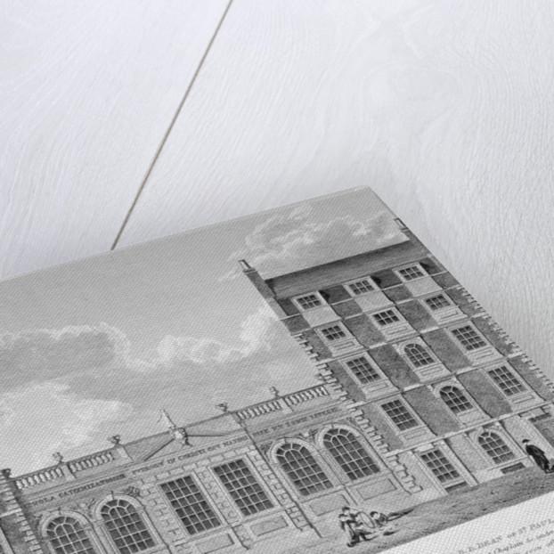 St Paul's School, City of London by Bartholomew Howlett