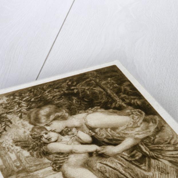 Cupid Bound by Anna Lea Merritt