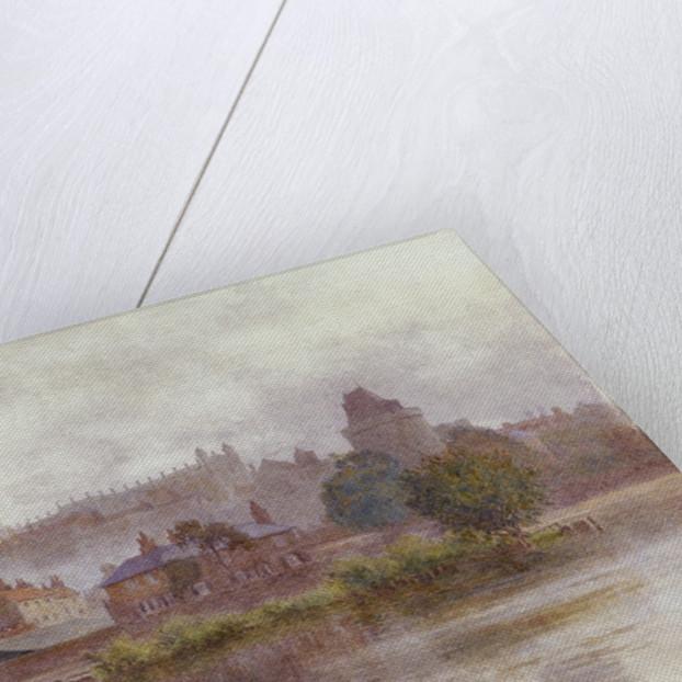 Windsor Castle in the Gloom by Newton Benett