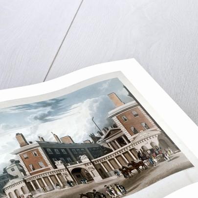The Admiralty, Whitehall, Westminster, London by Joseph Constantine Stadler