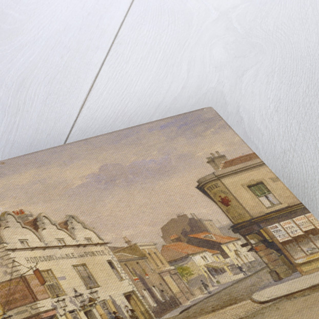 Raven Inn, Battersea, London by John Crowther