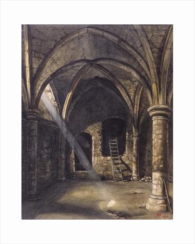 Gerard's Hall, London by A Heffer