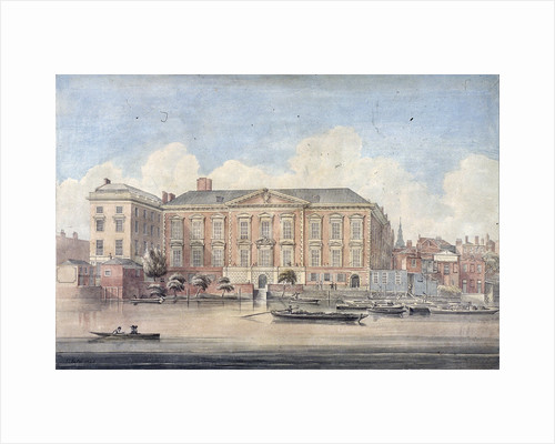 Fishmongers' Hall, London by Anonymous
