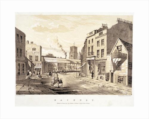 Mare Street, Hackney, London by CJ Greenwood