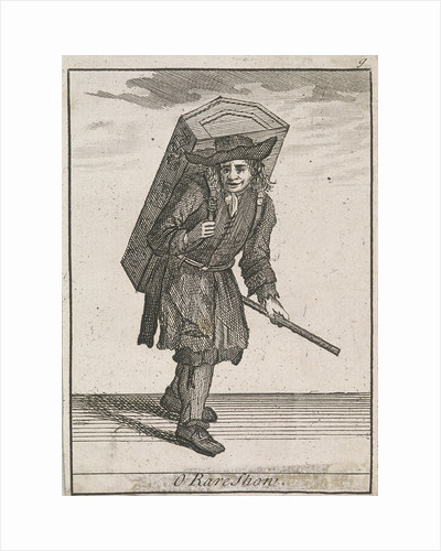 O Rare Shon, Cries of London, (c1688?) by Anonymous