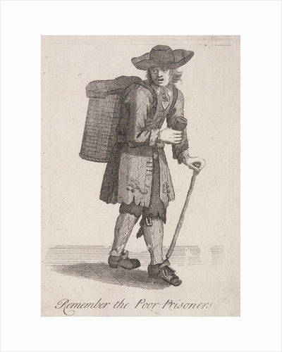 Remember the Poor Prisoners, Cries of London by Anonymous