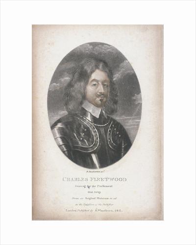 General Charles Fleetwood by Robert Dunkarton