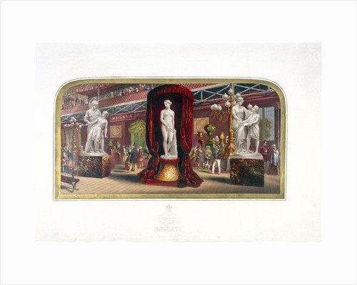 The gems of the Great Exhibition, no.3', Hyde Park, London, (c1854?) by James Findlay