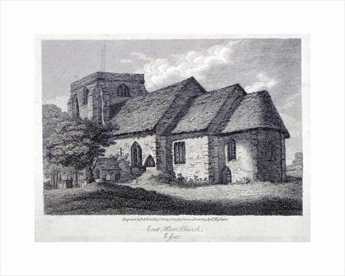 The Church of St Mary Magdalene, East Ham, Newham, London by John Greig