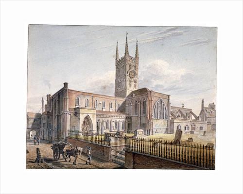 St Saviour's Church, Southwark, London by John Coney