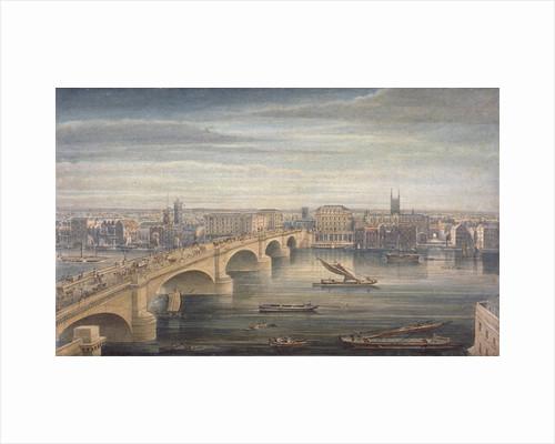 London Bridge, London by G Yates