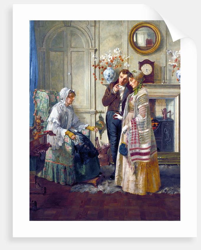 Sweethearts by Walter Dendy Sadler