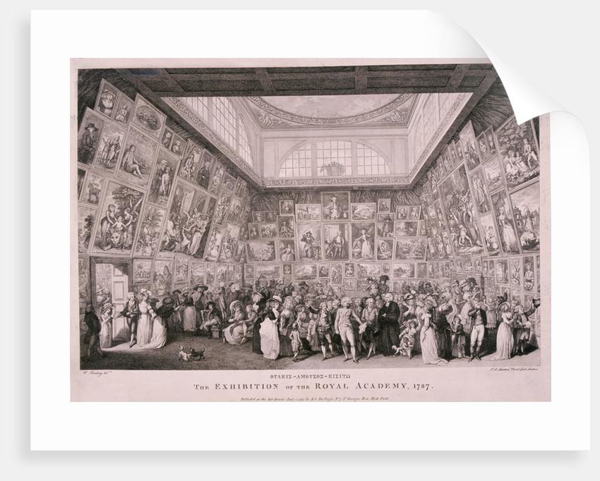 Somerset House, London by Pietro Antonio Martini