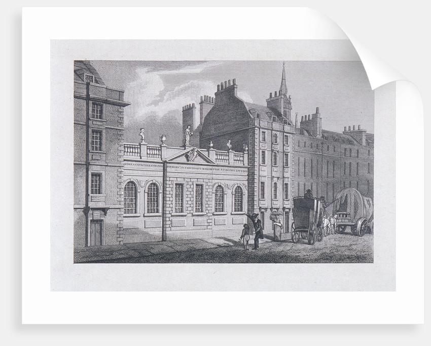 St Paul's School, London by Samuel Owen