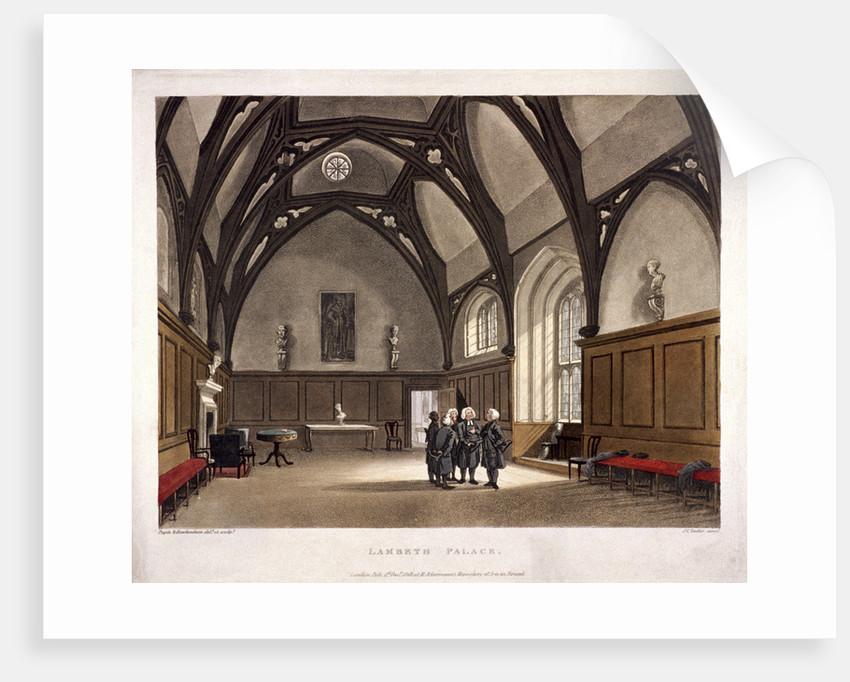 Lambeth Palace, London by