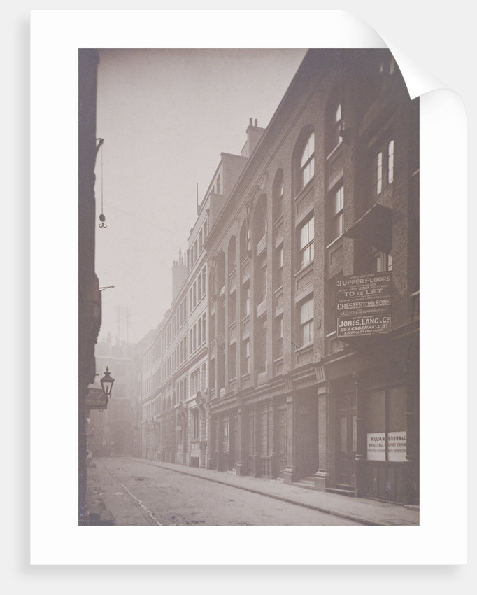 Nos 19 and 20 Bury Street, London by