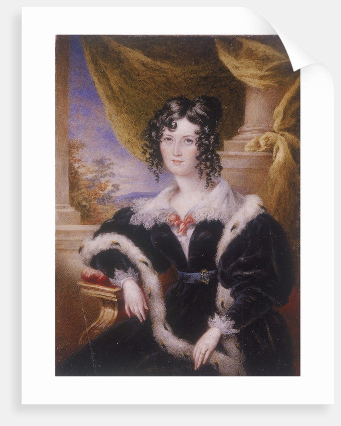 Mary Ann Paton by James Warren Childe