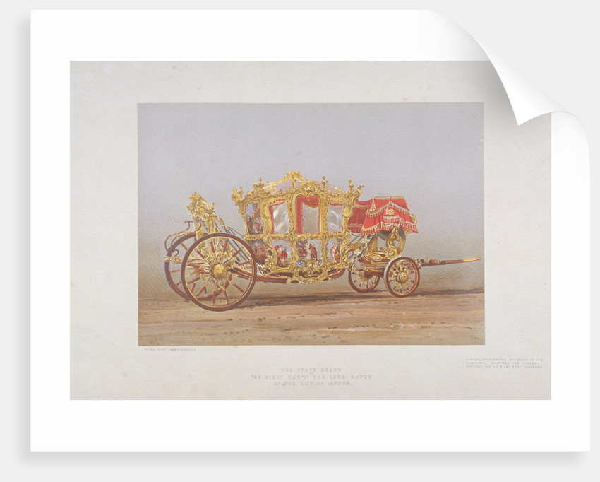 Lord Mayor's Coach by