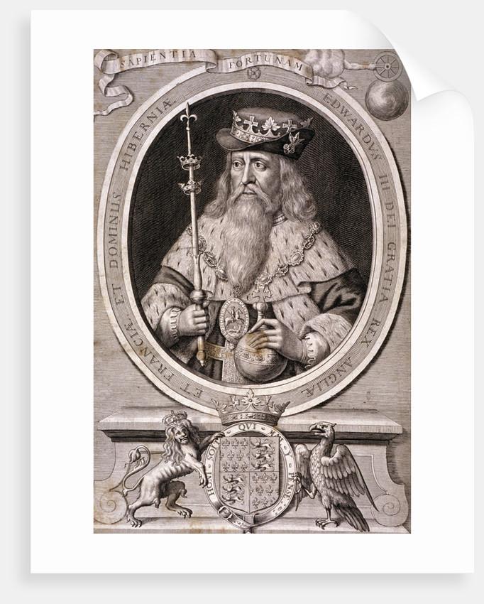 Edward III, King of England by Anonymous