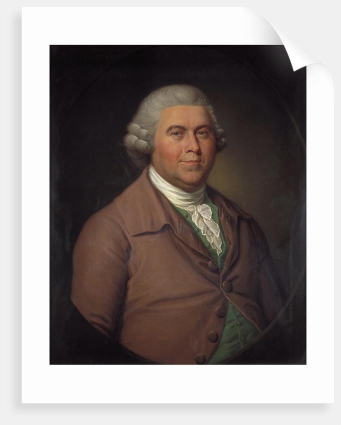John Davis, the Proprietor of Bagnigge Wells by James Scouler