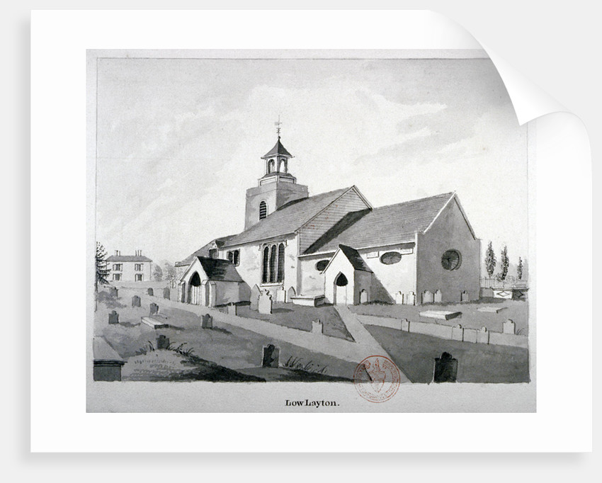 Church of St Mary the Virgin, Leyton, Waltham Forest, London by