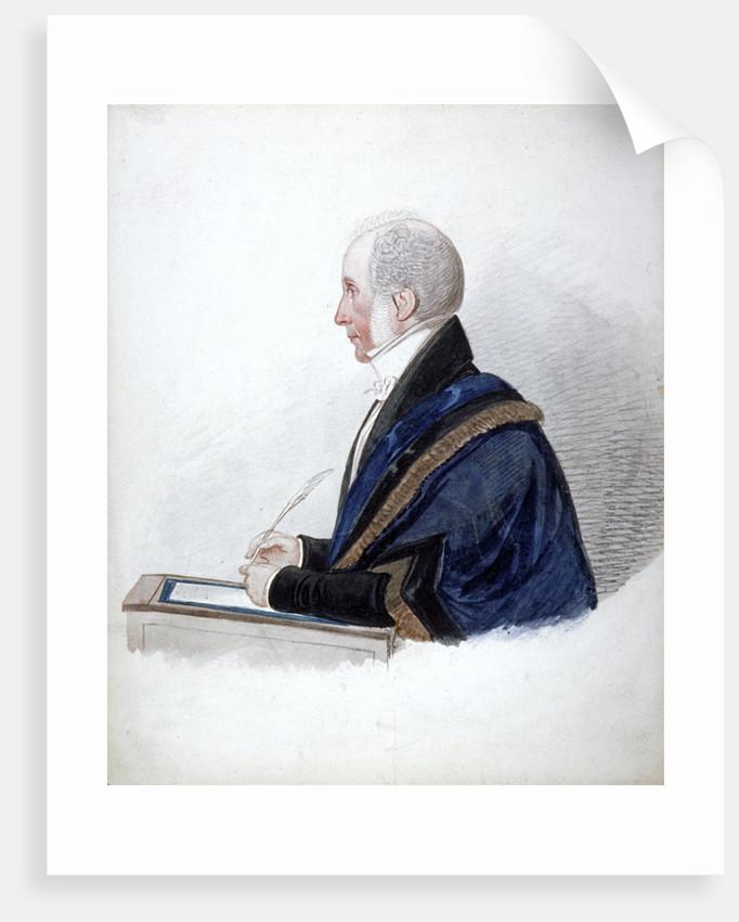 Samuel Wilson, Lord Mayor 1838 by