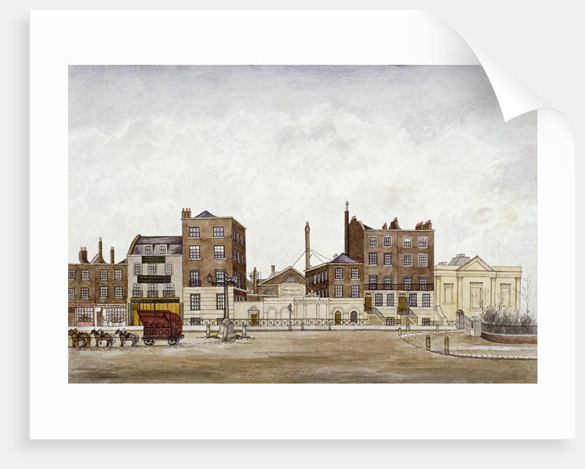 Maudsley, Sons and Field, engineers, 108 Westminster Bridge Road, Lambeth, London by Anonymous