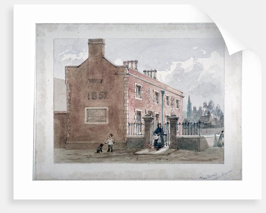 Van Dun Almshouses, Caxton Street, London by James Findlay