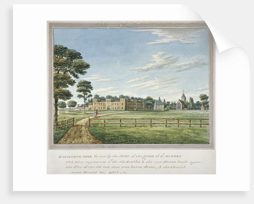 Hanworth, Middlesex by Anonymous