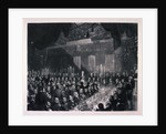 Reform Banquet at the Guildhall, London by