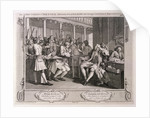 The industrious 'prentice alderman of London...', plate X of Industry and Idleness1747 by William Hogarth
