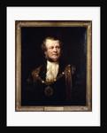 Sir Sills John Gibbons, Lord Mayor 1871 by John Edgar Williams