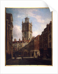 Fore Street and St Giles without Cripplegate by