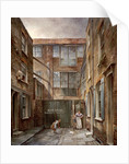 Newnham's Place, Bishopsgate by