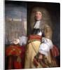 Sir John Robinson, Lord Mayor 1662 by John Michael Wright