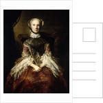 Lady Dorothea Harrison by Sir Joshua Reynolds