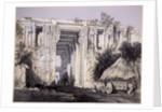 Gateway at Seringham (sic) by