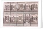 London's ten City Gates by Sutton Nicholls