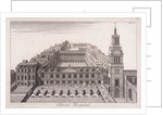 Christ's Hospital, London by