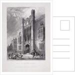 City of London School, London by