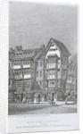 Fleet Street, London by John Thomas Smith