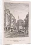 Fleet Street, London by John Cleghorn