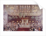 The Guildhall, London by Anonymous