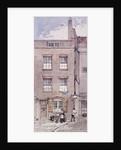 Gunpowder Alley, London by James Findlay