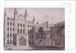Guildhall, London by Anonymous