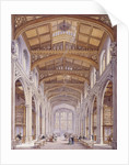 Guildhall Library, London by Edwin Thomas Dolby