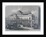 Broad Street Station, Liverpool Street, London by