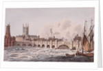 London Bridge (old), London by