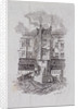 London Bridge (old), London. c1870 by W Hughes