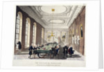 College of Physicians, London by Augustus Charles Pugin